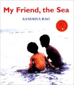 Madras Booklist - My Friend The Sea by Sandhya Rao