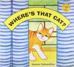 Madras Booklist - Where's the Cat by Manjula Padmanabhan
